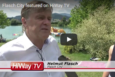 Flasch City featured on HiWay-TV